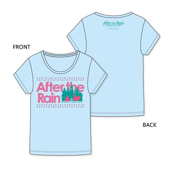 After the Rain オフィシャルTシャツ